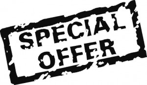 Special Offer (BW)